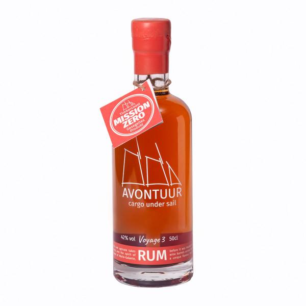 AVONTUUR Karibik Rum Mission`s Best Voyage 3 - in Holzbox geliefert | Intra Wine and Spirits