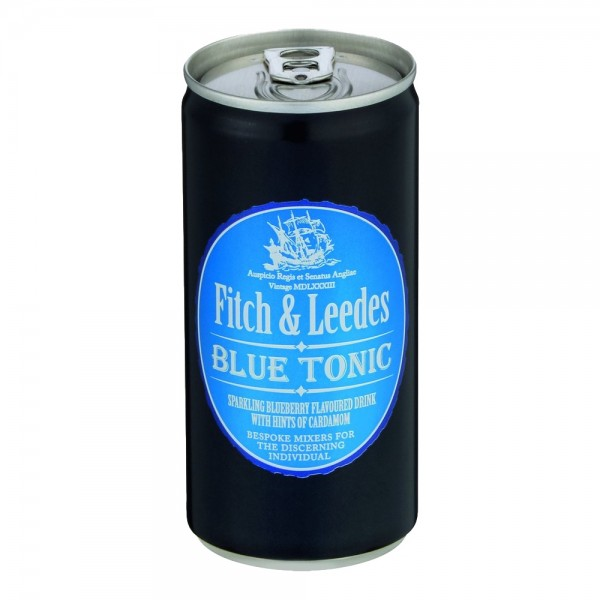 Fitch and Leedes Blue Tonic aus Südafrika