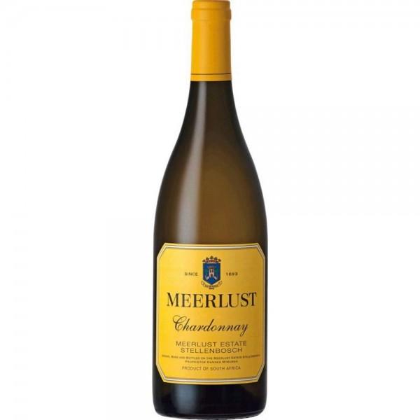 Meerlust wooded Chardonnay 2018 Stellenbosch Südafrika