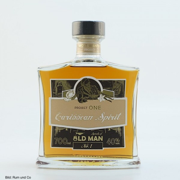 Old Man Rum Project One Caribbean Spirit - Kokos