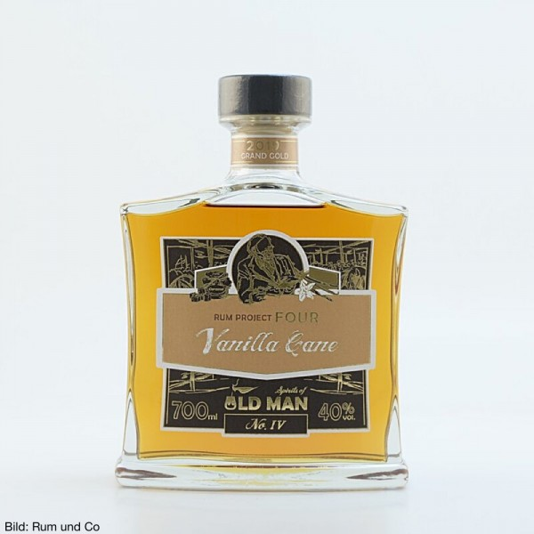 Old Man Rum Project Four Vanilla Cane