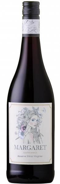 MARGARET Reserve Shiraz-Viognier 2018 Rotwein aus Südafrika | Intra Wine and Spirits