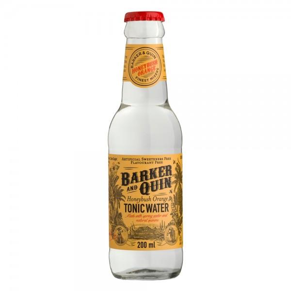 Barker and Quin Honeybush Orange flavored Tonic aus Südafrika