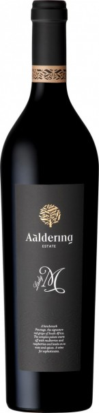 Aaldering unwooded Pinotage 2017 aus Südafrika   Intra Wine and Spirits