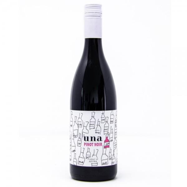 Una Wines Austria Pinot Noir aus dem Burgenland