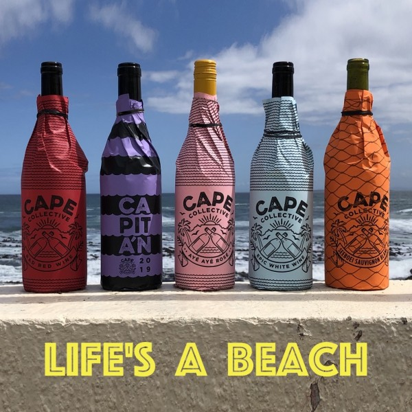 Cape Collective Life's a Beach Tastingpaket South Africa