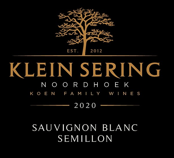 Klein Sering Sauvignon Blanc Semillon 2020 Noordhoek Südafrika