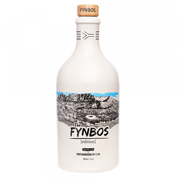Knut Hansen The Fynbos Edition 2021 distilled in Cape Town South Africa