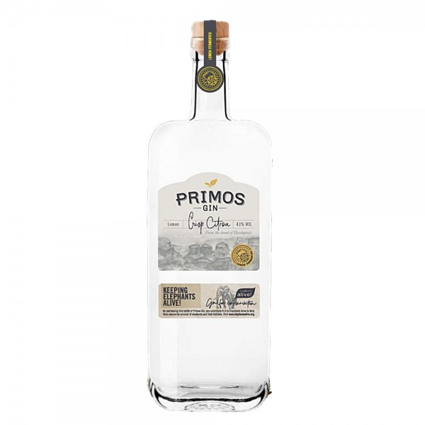 Primos Gin Crisp Citron Hoedspruit Südafrika