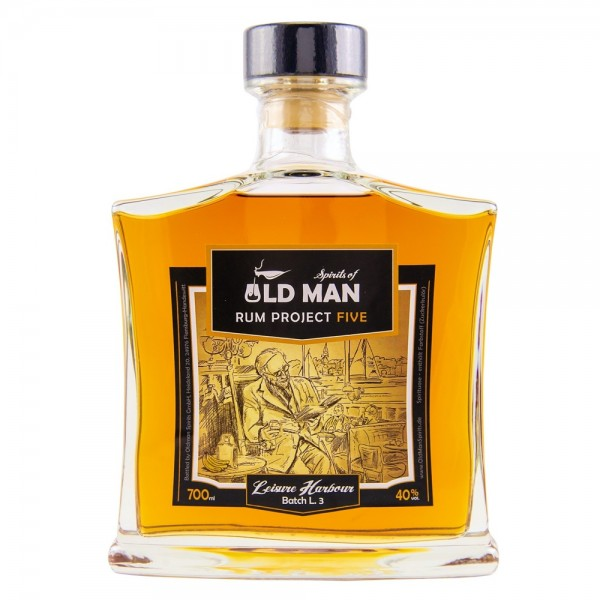 Old Man Rum Project Five Leisure Harbour