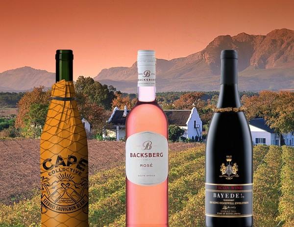 Probierpaket 3 Südafrika Weine