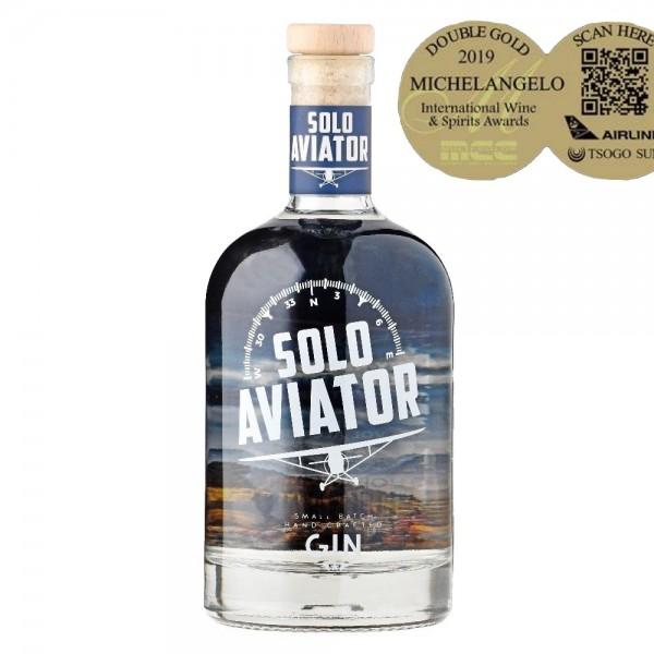 Solo Aviator Gin 43% Vol. aus Südafrika kaufen | Intra Wine and Spirits
