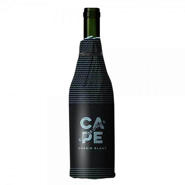 Cape Collective Chenin Blanc wrapped bottle South Africa