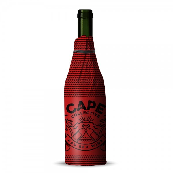 Cape Collective Rad Red Blend wrapped Serie Südafrika