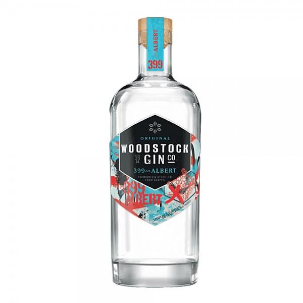Woodstock Gin South Africa 399 on Albert