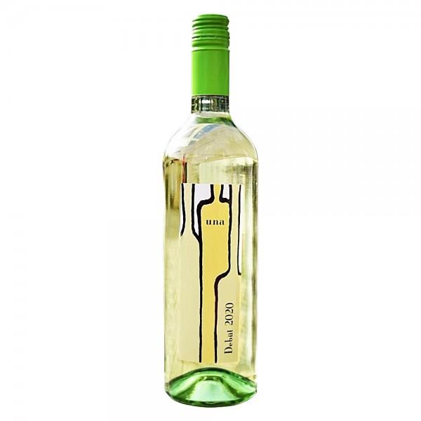 Una Wein Debüt 2020 Bouvier aus dem Burgenland