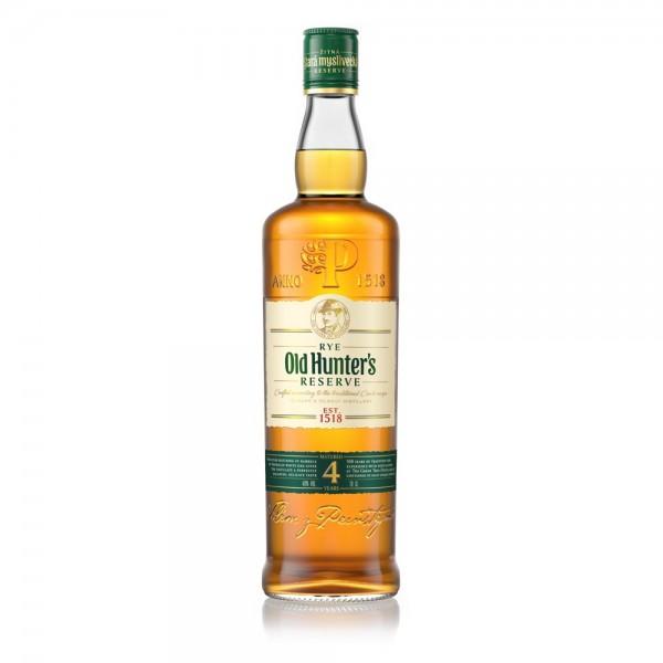Old Hunter's Reserve Rye Whiskey - Stara Myslivecka