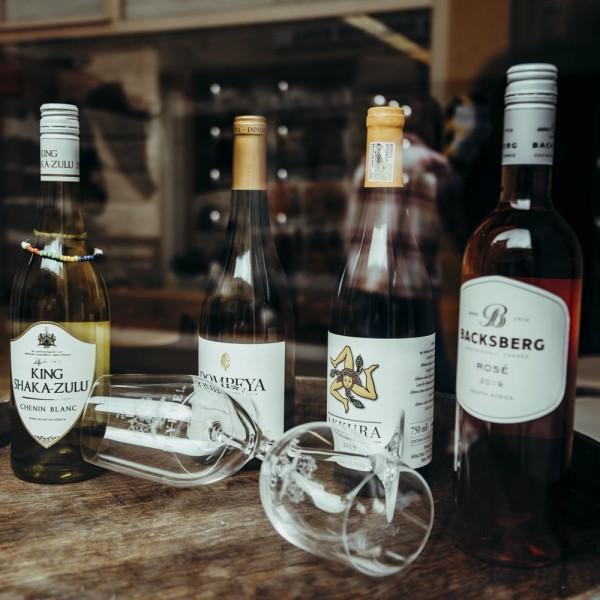 Weine Südafrika Wine Tasting Ingolstadt Stellenbosch open Wine and Spirits