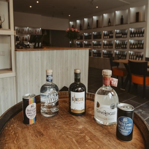 Stellenbosch Open Wine and Spirits Ingolstadt Gin Tasting