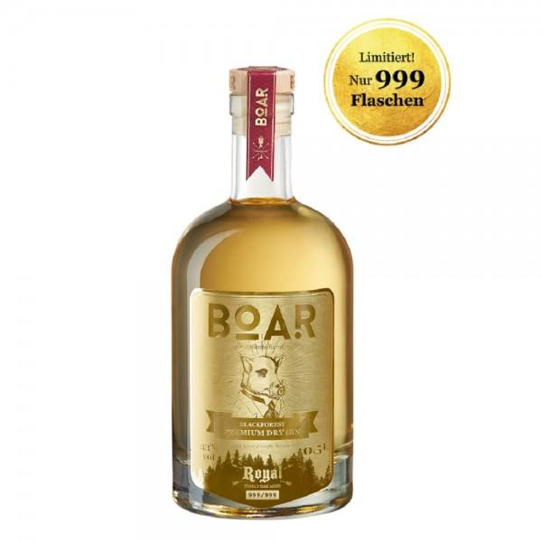 Boar Gin Royal limited Edition 999 Flaschen Weißburgunder