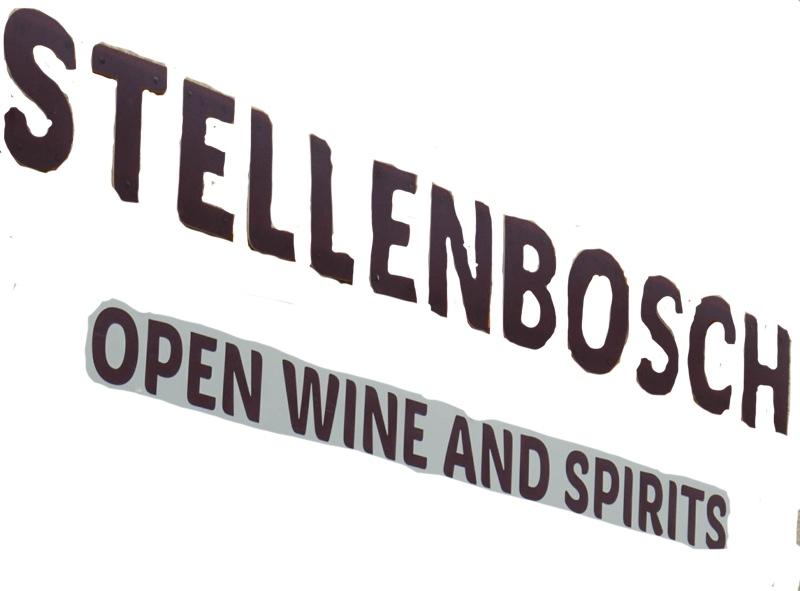 Stellenbosch Open Wine and Spirits