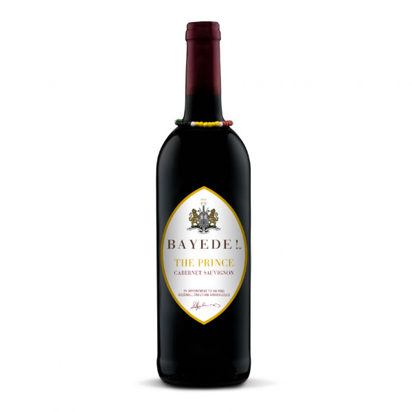 BAYEDE! The Prince Cabernet Sauvignon 2017 Südafrika | Intra Wine and Spirits