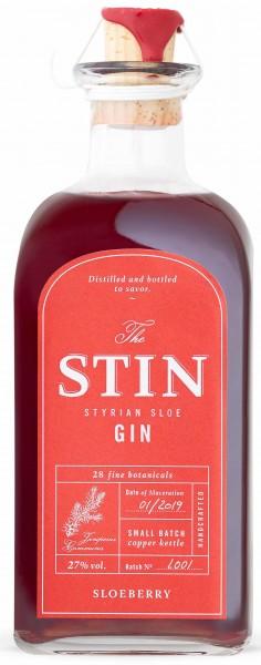 Stin Styrian Gin Sloe Berry | Intra-wine-and-spirits.de