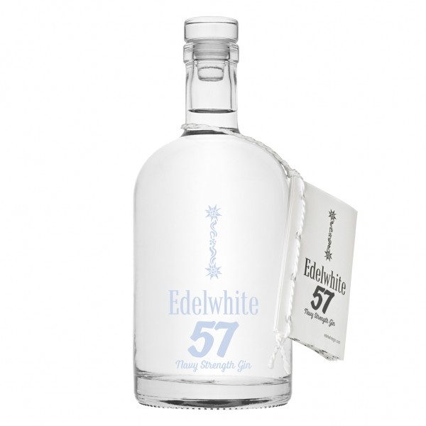 Schweiz Entlebuch Edelwhite Gin 57 Navy Strength | Intra Wine and Spirits
