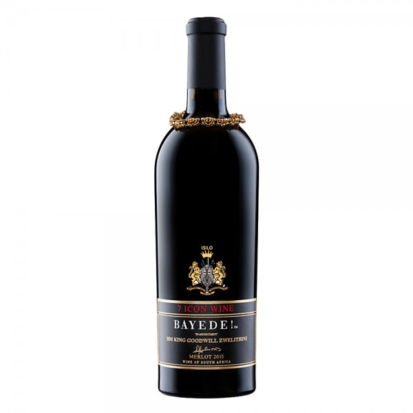 BAYEDE! 7 ICON Merlot 2015 Wein aus Südafrika | Intra Wine and Spirits