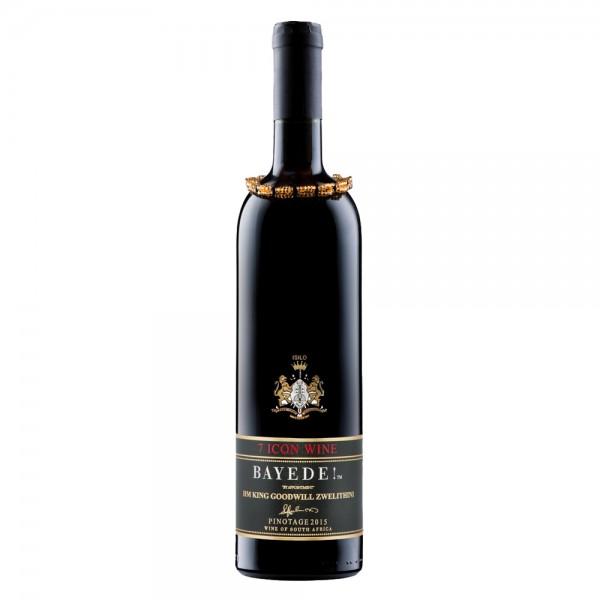 BAYEDE! 7 ICON Pinotage 2016 Wein aus Südafrika | Intra Wine and Spirits