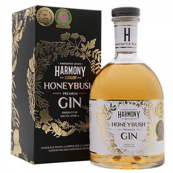 Harmony Distillery Honeybush Premium Gin