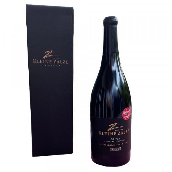 Kleine Zalze Shiraz Magnum Flasche 1,5L 2017 Vineyard Selection 2018