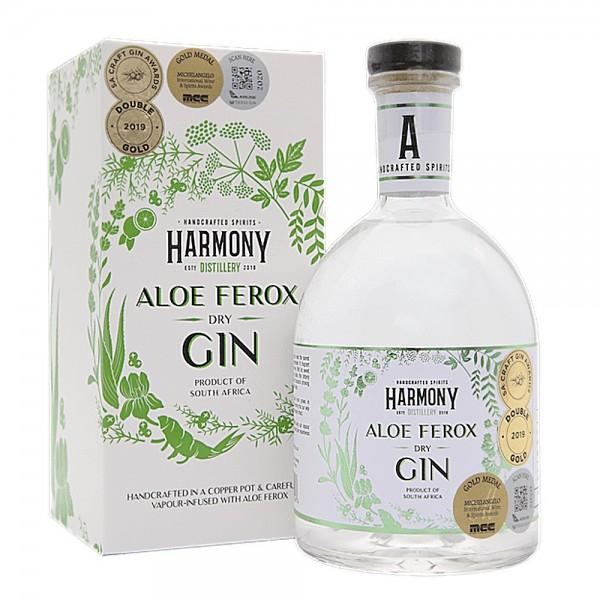 Harmony Distillery Aloe Ferox Dry Gin