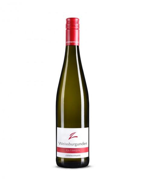 Weissburgunder Gutswein 2018 Zimmermann | Intra Wine and Spirits