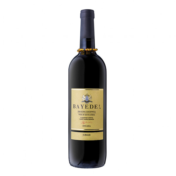 BAYEDE! HM King Goodwill Jubilee Cabernet Sauvignon / Merlot Cuvée 2016 Südafrika | Intra Wine and Spirits