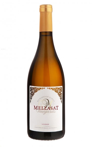 Mellasat Vineyards Viognier 2016 Südafrika