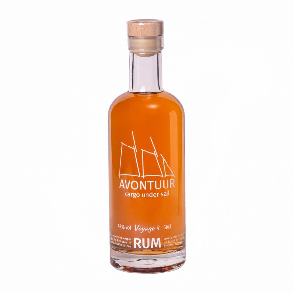 AVONTUUR La Palma 42% Signature Rum Voyage 3 | Intra Wine and Spirits