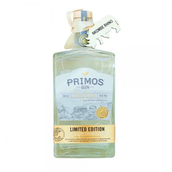 Südafrika PRIMOS Gin Crisp Citron Hoedspruit