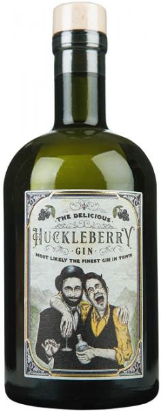 Huckleberry Gin #aufdiefreundschaft