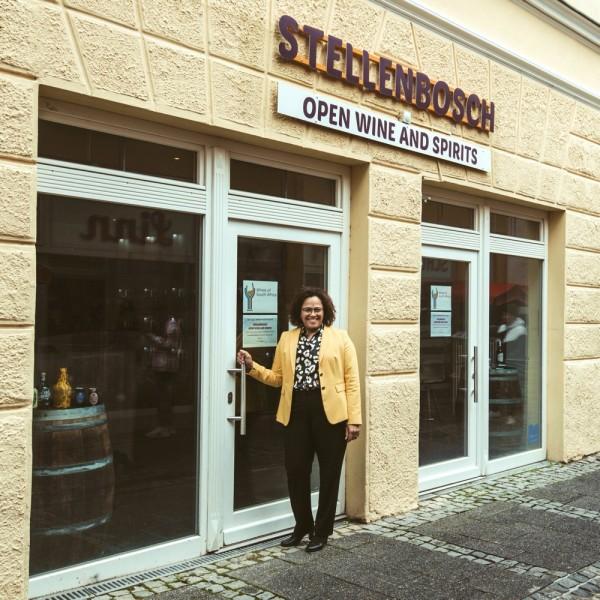 Stellenbosch open Wine and Spirits Ingolstadt - Tasting Shop Südafrika
