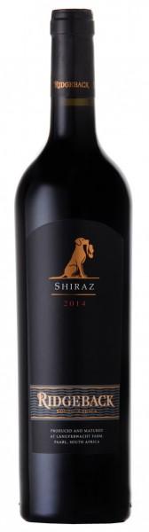 Ridgeback Shiraz Rotwein aus Paarl, Südafrika
